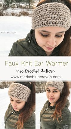 Super Crochet Headband Pattern Free Ear Warmers Winter Head Bands Ideas – … – Knitting For Beginners Crochet Headband Pattern, Crochet Flower Patterns, Crochet Designs, Crochet Flowers, Crochet Ear Warmer Pattern, Crochet Ideas, Pattern Flower, Hat Patterns, Crochet Patterns For Scarves