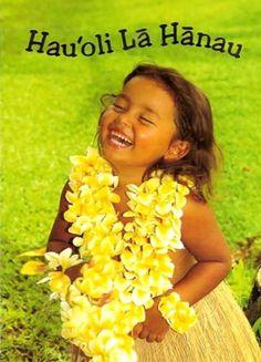 in Hawaiian