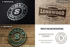 The Ultimate Logo Mock Up and Design Kit - only $24! - MightyDeals
