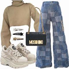 Kpop Fashion Outfits, Cute Fashion, Star Fashion, Casual Fall Outfits, Stylish Outfits, Cute Outfits, Girly Outfits, Beautiful Outfits, Trajes Kylie Jenner