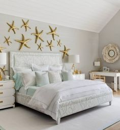 A Sea Inspired Master Suite