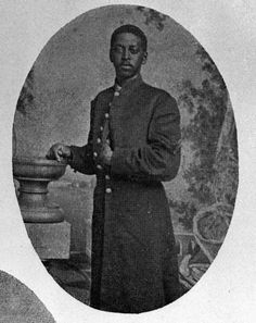 Abram C. Simms, Co. I - Massachusetts Volunteer Infantry American War, African American History, American Story, American Soldiers, Native American, Black History Facts, History Pics, War Novels, America Civil War