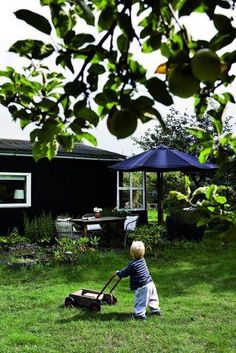 Outdoor Power Equipment, How To Plan, Sort, Allotment, Cottage, Cottages, Garden Tools, Cabin, Cabins