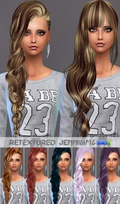 Discover and download the best FREE Custom Content hairstyles for the Sims 4! The Sims Catalog has over 600 hairstyles for both men and women for you to choose from, so discover yours today!