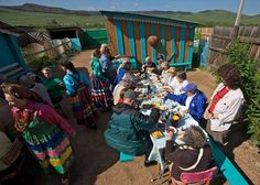 Good Manners and Good Food: A Home-Cooked Meal in Siberia