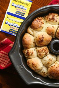 This Cheesy Garlic Pull-Apart Bread is stuffed with mozzarella cheese and coated in herb butter.  I've partnered with Fleischmann's® Yeast for this delicious side dish! Up until the last few years I had always felt a little intimidated about using yeast. I am not really sure why, because once I started I haven't looked back!... Read More