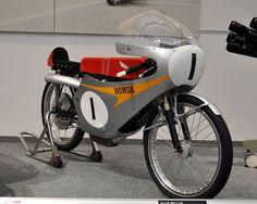 The Honda RC116