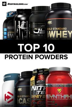 shake to gain muscle bodybuilding Di… – Keep up with the times. Top 10 Protein Powder, Top Protein Powders, Health And Wellness, Health Tips, Men Health, Shake, Good Fats, Build Muscle, Gain Muscle