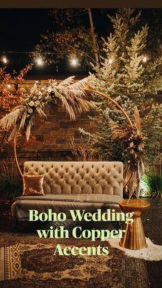 Chic Wedding, Fall Wedding, Rustic Wedding, Dream Wedding, Industrial Wedding Decor, Wedding Ideas, Flower Wall Backdrop, Diy Backdrop, Backdrop Wedding