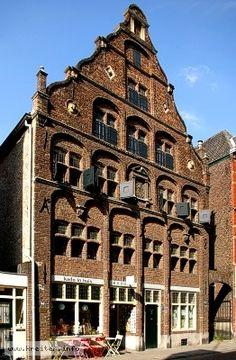 Huize Schreurs in de Grote Kerkstraat in Venlo
