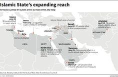 ISIS expanding reach