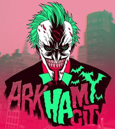 joker by Dan hipp Comic Book Characters, Comic Books Art, Comic Art, Dc Comics, Teen Titans Go, Gotham, Cartoon Network, Art Of Dan, The Man Who Laughs