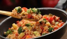 Risotto Met Kip En Broccoli recept | Smulweb.nl
