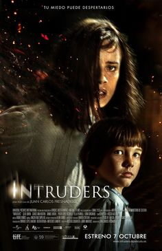 Intruders Movie Poster on Behance