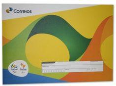 Envelopes dos Jogos Rio 2016 são lançados pelos Correios - http://www.publicidadecampinas.com/envelopes-dos-jogos-rio-2016-sao-lancados-pelos-correios/