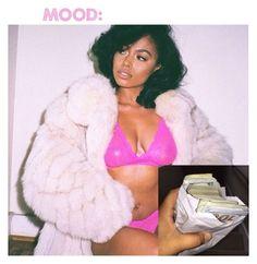 """Mood:Black Barbie"" by cupcakecynari ❤ liked on Polyvore"