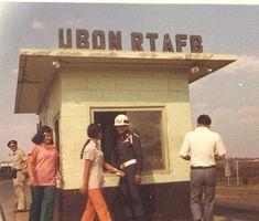 Ubon air base thailand