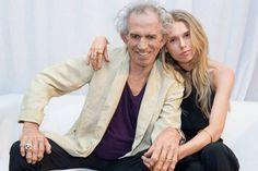 Family Values: Keith and Theodora Richards - Keith Richards Children's Book - Harper's BAZAAR Magazine