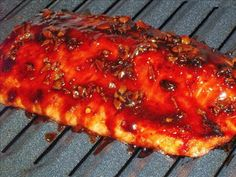 Heavenly Scents Recipes: Asian Glazed Salmon Recipe