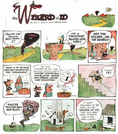The Fabuleous Fifties: The Wizard of Id