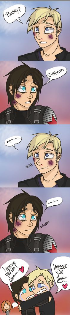 how the bridge scene should of happened... by Amy-Elisee.deviantart.com on @DeviantArt. If only he remembered then and there. THOSE EYES OMG. xD