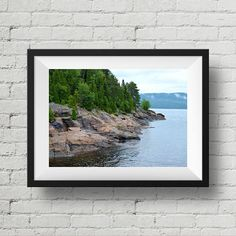 """Forest River Rock Steps 