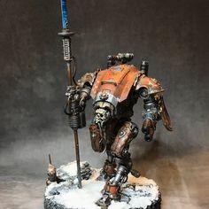 Warhammer 40000,warhammer40000, warhammer40k, warhammer 40k, ваха, сорокотысячник,фэндомы,Wh conversion,Miniatures (Wh 40000),Imperial Squire,Imperial Knight,Imperium,Империум