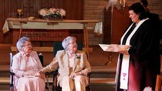 Two Women Who Were Finally Able To Marry After 72 Years Together