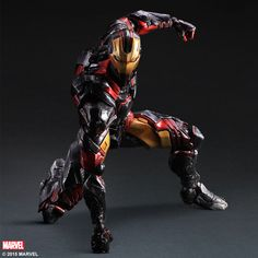 Store | SQUARE ENIX Europe - Marvel Comics VARIANT PLAY ARTS KAI - Ironman