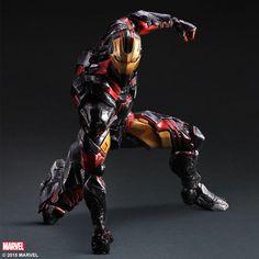 Store   SQUARE ENIX Europe - Marvel Comics VARIANT PLAY ARTS KAI - Ironman