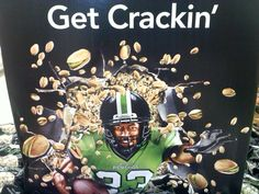 Pistachios are the best football snack!