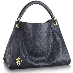 LV & Louis Vuitton Calssical Black Shoulder Bag – CHICS – Beautiful Handbags & Accessories