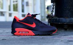 Nike Air Max 90 - Wine / Crimson | KicksOnFire