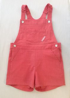 Taille 110 Modèle Ottobre Overall Shorts, Overalls, Rompers, Couture, Dresses, Women, Fashion, Human Height, Catsuit