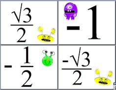 Alien invaders unit circle practice game - For this game, I will tape the aliens sporting answers to the ceiling, arm the students with death ray beams (laser pens or flashlights), prepare a stack of questions, flip the lights off and let the fun begin. Teacher Blogs, Math Teacher, Math Classroom, Teacher Stuff, Classroom Ideas, Math 8, Math Tutor, School Fun, High School
