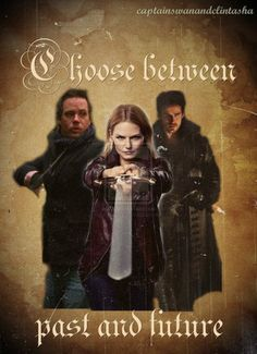 With the news that a main character will die this season, it seems that Emma will either end up with Hook or Neal, and the one she isn't with has a very good chance of getting the ax. Who do you think she should be with? #Swanfire #CaptainSwan