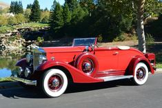 1933 Packard Eight 1001 Coupe Roadster