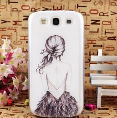 Various-Flower-Scenery-Tower-Hard-Case-Cover-For-Samsung-Galaxy-S3-III-i9300