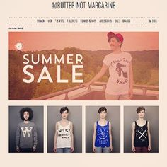 #SummerSale 2013 with pieces by #woodwood #5preview #sixpackfrance #hixsept #mittenstate #bunoma and more!