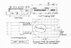 building an outhouse - plans for seat