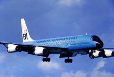 Braniff International Airlines Douglas DC-8