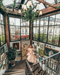 The dream: a loft in Paris overlooking the Haussmannian buildings. Future House, My House, Polene Paris, Paris France, Gazebos, Casa Loft, House Goals, Humble Abode, Belle Photo