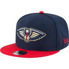 New Era Youth New Orleans Pelicans 9Fifty Adjustable Snapback Hat 968684bc8e6