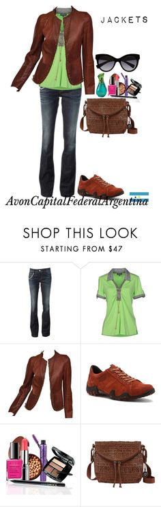 """Jackets"" by avon-capital-federal-argentina ❤ liked on Polyvore featuring Gucci, ALLROUNDER, Avon, The Sak and Dolce&Gabbana"