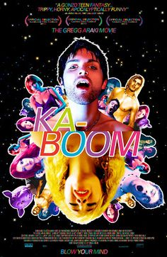 Directed by Gregg Araki. With Thomas Dekker, Haley Bennett, Chris Zylka, Roxane Mesquida. A sci-fi story centered on the sexual awakening of a group of college students. Movies To Watch, Top Movies, Movies And Tv Shows, Movies Free, Haley Bennett, Image Internet, Lgbt, Thomas Dekker, Posters