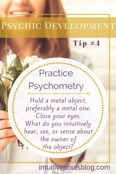 Developing psychic ability should be fun and stress free. Here are playful ways to strengthen your clairvoyance, clairaudience, and clairsentience. Psychic Development, Spiritual Development, Psychic Powers, Psychic Abilities, Psychic Mediums, Psychic Readings, Spirit Guides, Book Of Shadows, Spiritual Growth