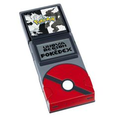 Pokemon Black And White Pokedex by Pokemon. $20.99. From the Manufacturer                Be a real Pokémon trainer with the all new Black and White Pokedex. Contains all 45 Pokémon from the Black and White series as well as sound effects are just like in the Pokémon TV series. Now you can see and hear descriptions of all the new Black and White Pokémon from the new region including: name, image, type, weight and height.                                    Product Descri...