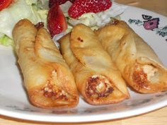 Kristi's Kitchen Kreations: Mini Chicken, Bacon, Cream Cheese Taquitos