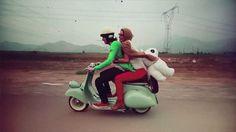 Todas las ideas de grafica de iconodem... jajjaa  FESTIVAL GUY LOLLAPALOOZA - MTV & COCA COLA