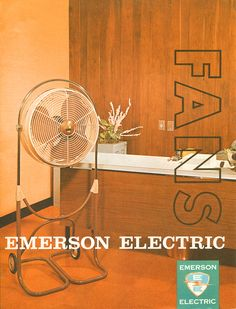 Emerson created the first ceiling fan in 1897 emerson fans emerson created the first ceiling fan in 1897 emerson fans history pinterest emerson ceiling fan and fans aloadofball Images